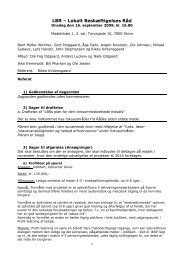 Spørgsmål til lægekonsulenten - Skive.dk