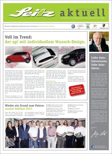 Ausgabe 04 | 2012 - Autohaus Seitz Gmbh