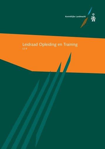 Leidraad Opleiding en Training - Cens2