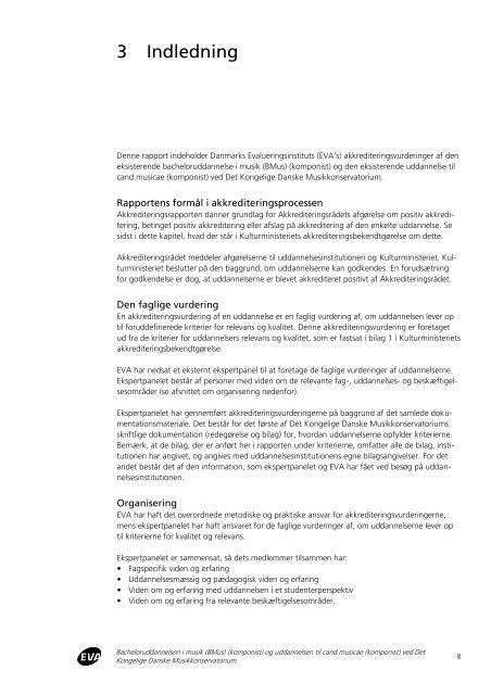(BMus) (komponist) - Danmarks Akkrediteringsinstitution