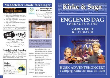 KKiiirrrkkkeee && SSooogggnn - Ulbjerg Landsby