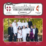 Församlingsbladet 3-12 - Svenska Missionskyrkan