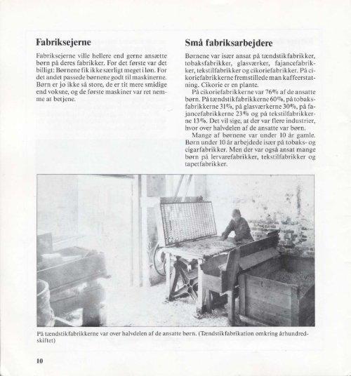 Børn på arbejde - Arbejdermuseet