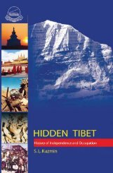 Hidden Tibet - Dhokham chushi gangdruk society, Canada