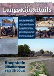LangsRijn&Rails - Langs Rijn en Rails