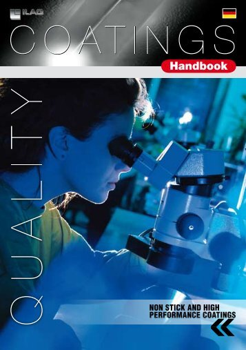 Handbook - ILAG Industrielack AG