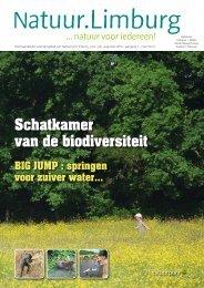 Schatkamer van de biodiversiteit - Natuurpunt Limburg