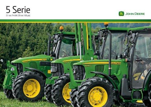 Brochure downloaden - John Deere