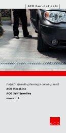 Brochure - ACO Nordic A/S