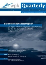 PDF zum Download: WPK-Quarterly II 2010