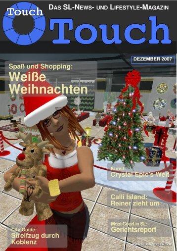 Weiße Weihnachten - Touchmagazin TOUCH Magazin Touch ...