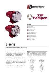 S-serie - SSP Lobbenpompen