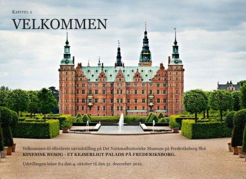 her - Frederiksborg Slot