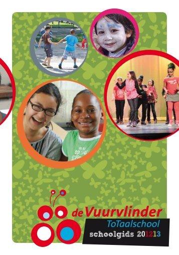 schoolgids 201213 - Vuurvlinder
