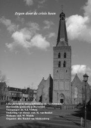 Liturgie 23/06 09.30 Oude Kerk - Hervormde Gemeente Barneveld
