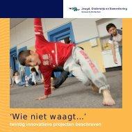 'Wie niet waagt…' - Marleen De Jong Teksten