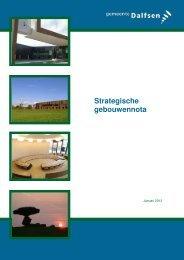 5 - Strategische gebouwennota, Nota, 20130211.pdf - Bestuurlijke ...