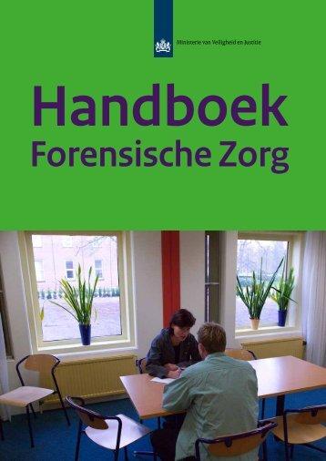 Handboek Forensische Zorg - Palier