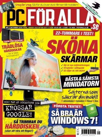så bra är windows 7! - IDG.se