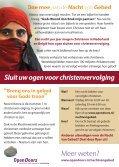 Flyer Nacht van Gebed - Morgenstond Delft - Page 2