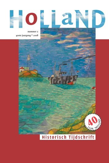 2008-2 - Holland Historisch Tijdschrift