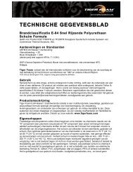 technische gegevensblad - Tiger Foam Spray Foam Insulation Kits