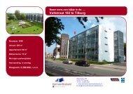Brochure Voltstraat 182 te Tilburg - Hart van Brabant Makelaardij