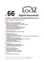 Nr. 66 Digitale Nieuwsbrief - Bakkerij Heerschap