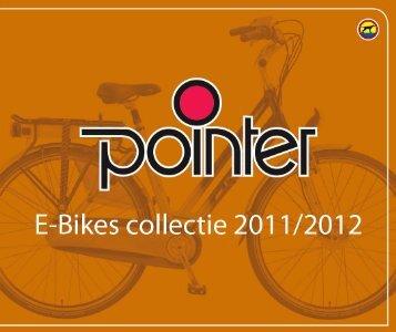 Pointer E-Bikes 2011.indd