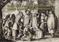 Het Sint Anthonius gasthuis - theobakker.net