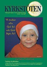 Kyrkstöten nr 83, december 2007 - Hagfors-Gustav Adolfs församling