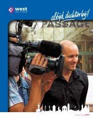 Jaarverslag 2009 - Omroep West
