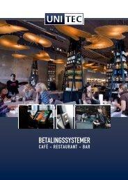 BETALINGSSYSTEMER - Unitec ApS