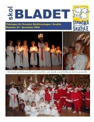 skol - Svenska Skolföreningen i Seattle