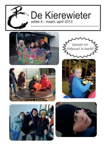 kierewieter editie 4 maart-april 2013