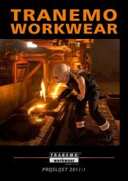 flame retardant - Tranemo Workwear