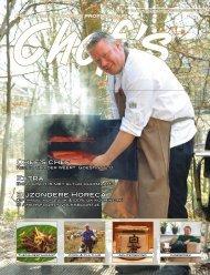 M A G A Z I N e Chef's chef Extra Bijzondere Horeca - Uitgeverij Vizier