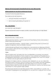 Referat af generalforsamling 20. marts 2013 - Fortunvængets ...