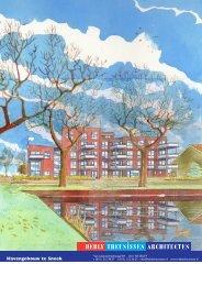 Havengebouw te Sneek - Hebly Theunissen Architecten