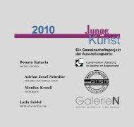 Ausstellungskatalog Junge Kunst.qxd
