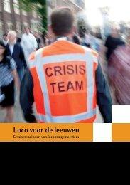 Loco voor de leeuwen - Nederlands Genootschap van Burgemeesters