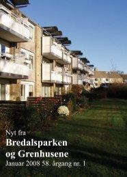 Beboerbladet 2008-01 - Bredalsparken