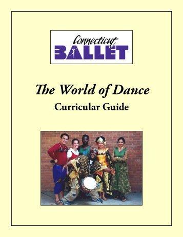 The World of Dance - Connecticut Ballet