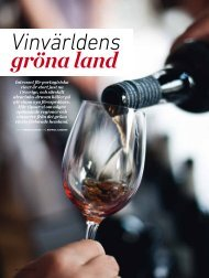 Intresset för portugisiska viner är stort just nu i Sverige ... - Gourmet