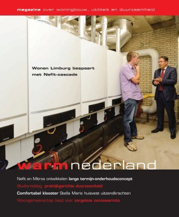 Warm Nederland oktober 2011