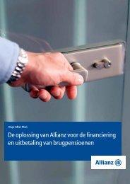 Brochure Days After Plan - Allianz