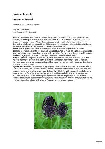 Eboek online lees versie - Thijssepark