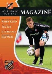 Editie juni 2013 - RKAV Volendam