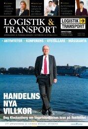 Mässtidningen - Logistik & Transport