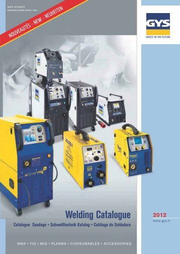 Welding Catalogue - VSA